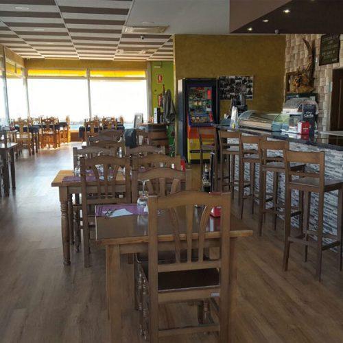 Menjador Restaurant Ben Fart Cuina Casolana